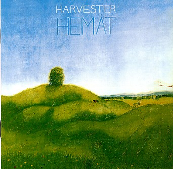 Harvester - Hem�t CD (album) cover