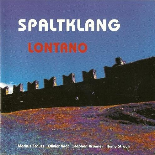 Lontano by SPALTKLANG album cover