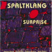 Spaltklang - Surprise CD (album) cover