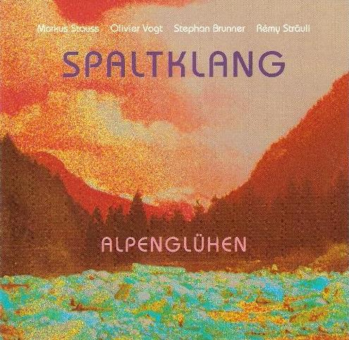 Alpenglühen by SPALTKLANG album cover