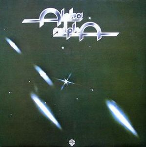 Alpha Ralpha by ALPHA RALPHA album cover