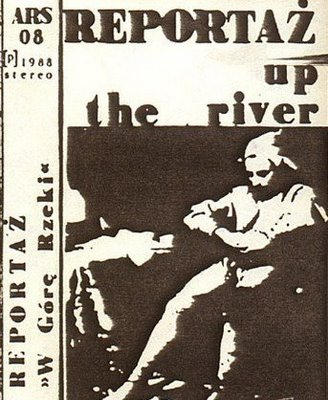 Up The River by REPORTAZ album cover