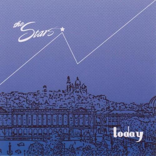 The Stars - Today CD (album) cover