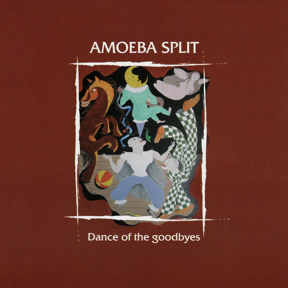 Dance of the Goodbyes by AMOEBA SPLIT album cover