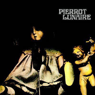 Pierrot Lunaire - Pierrot Lunaire CD (album) cover