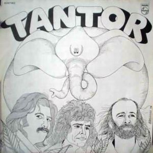 Tantor - Tantor CD (album) cover