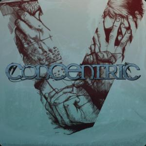 Concentric - V CD (album) cover
