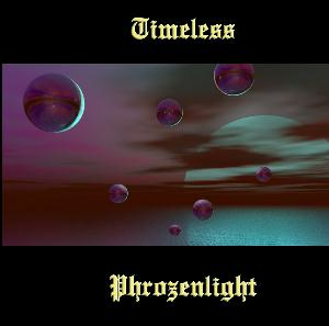 Phrozenlight - Timeless CD (album) cover