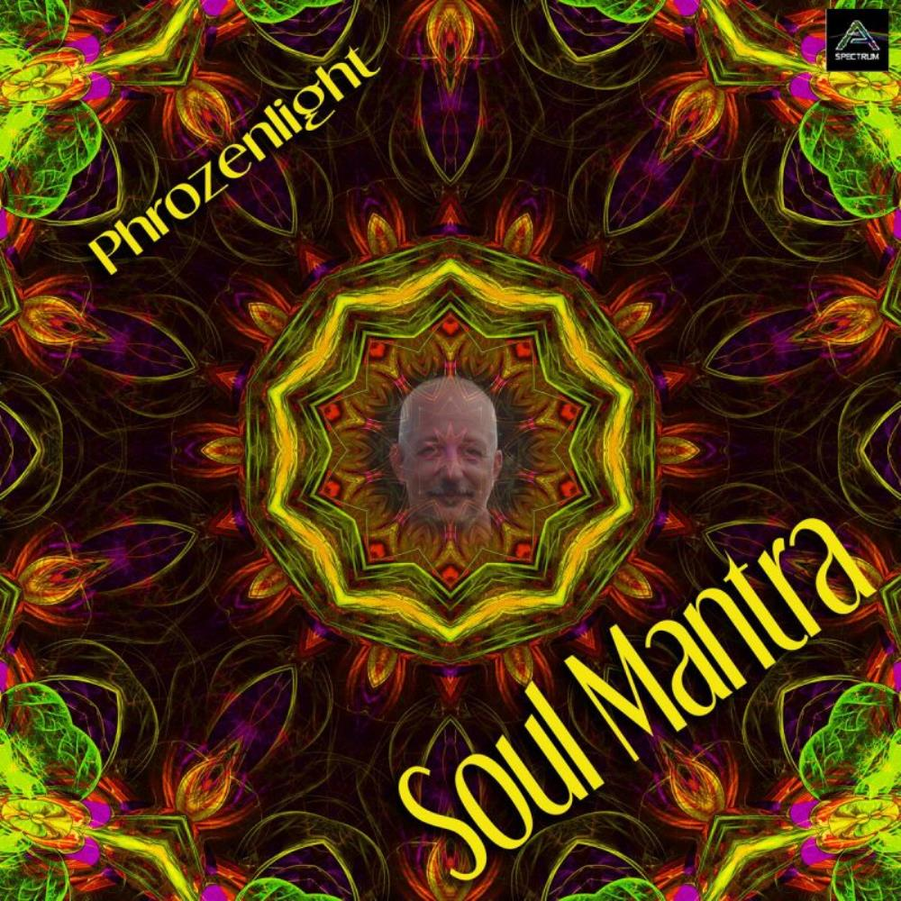 Soul Mantra by PHROZENLIGHT album cover