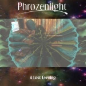 Phrozenlight - A Lost Evening CD (album) cover