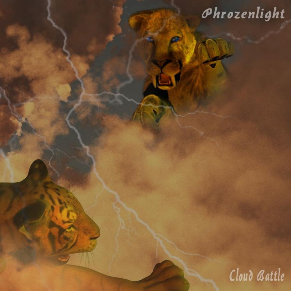 Phrozenlight Cloud Battle album cover