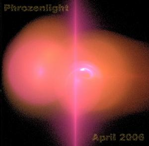 April 2006 by PHROZENLIGHT album cover