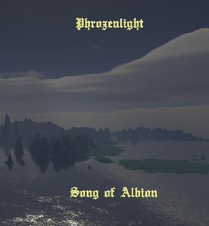 Phrozenlight Song of Albion album cover
