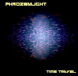 Phrozenlight Time Travel album cover