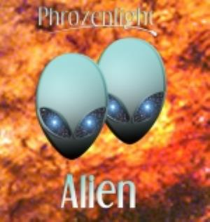 Phrozenlight Alien album cover