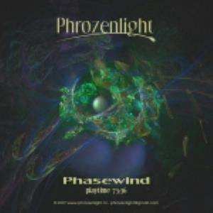 Phrozenlight Phasewind album cover