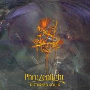 Phrozenlight Disturbed Souls album cover