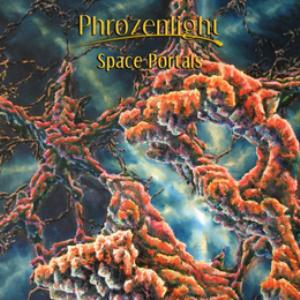 Phrozenlight Space Portals album cover