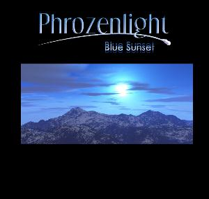 Phrozenlight Blue Sunset album cover