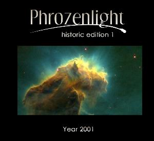 Phrozenlight Historic Edition 1: Year 2001 album cover