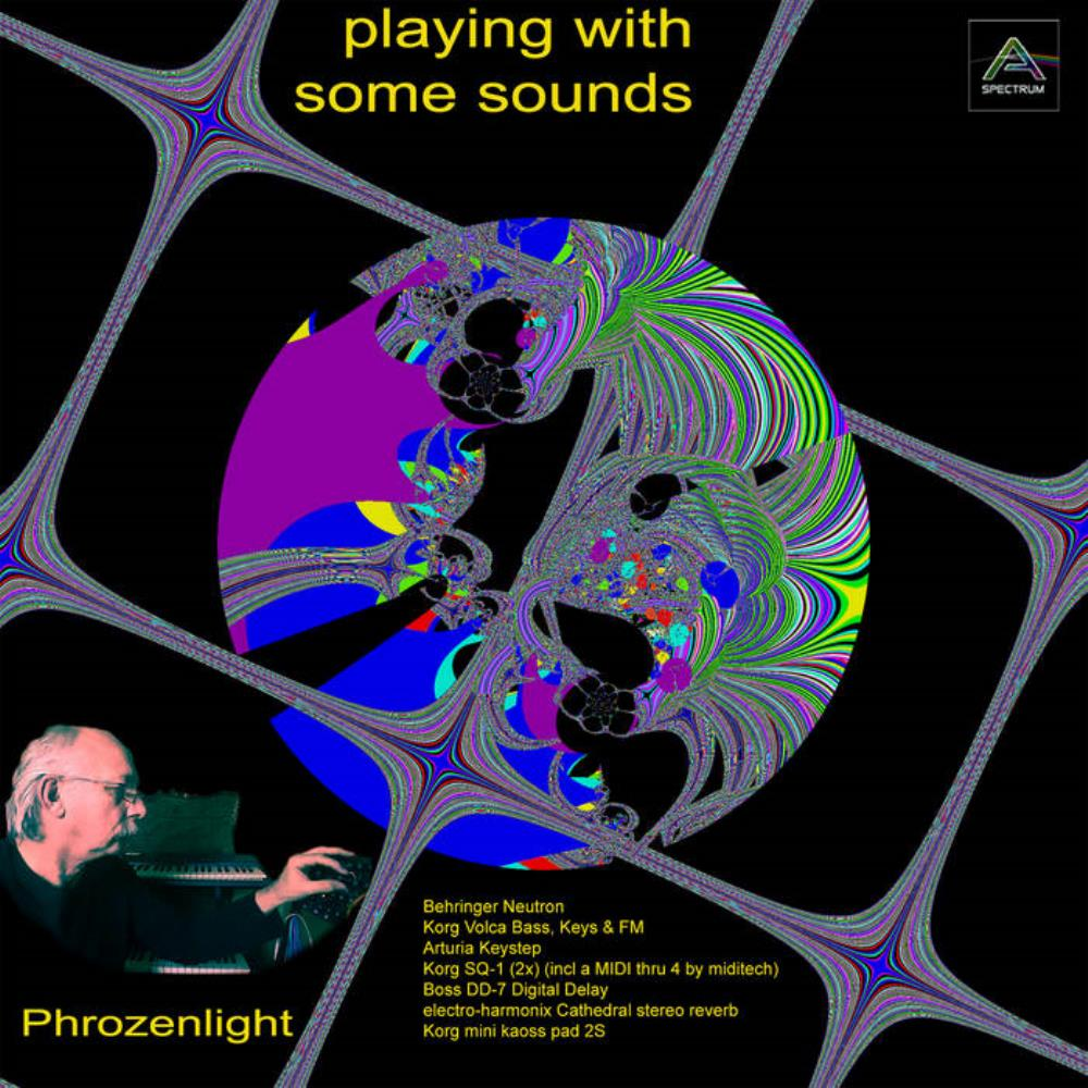Phrozenlight Playing With Some Sounds album cover