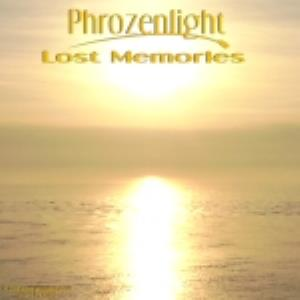 Phrozenlight - Lost Memories CD (album) cover
