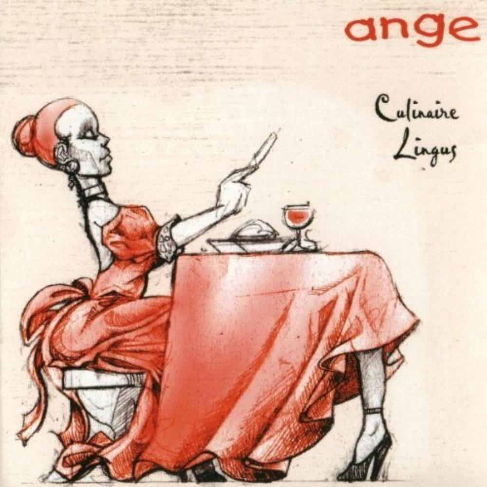 Ange Culinaire Lingus album cover