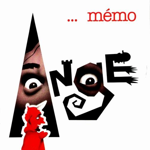 Ange Mémo album cover