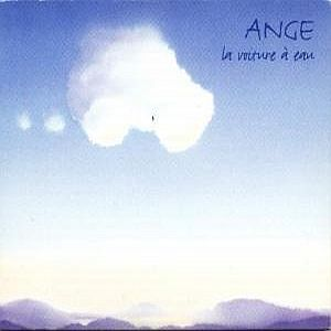 Ange - La Voiture � eau CD (album) cover