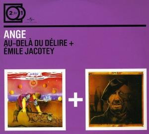 Ange Au-del� du d�lire / �mile Jacotey album cover