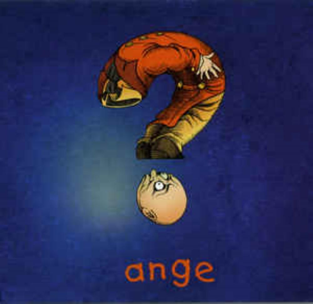 Ange ? album cover