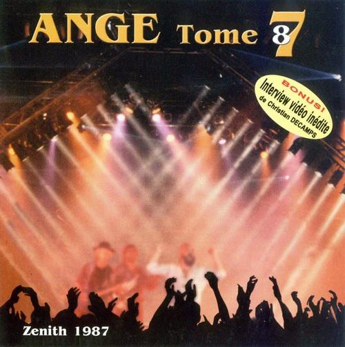 Ange - Tome 87 CD (album) cover