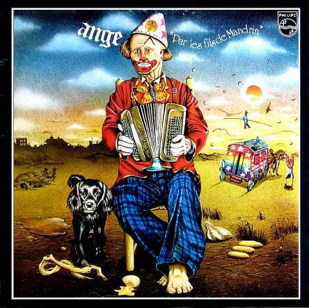 Par Les Fils De Mandrin by ANGE album cover