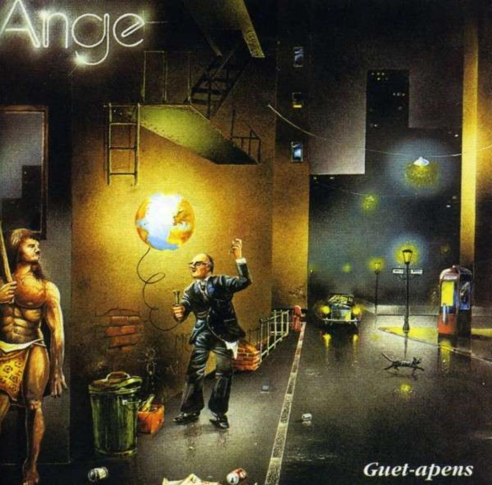 Ange - Guet-Apens CD (album) cover