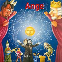 Ange Rideau ! album cover