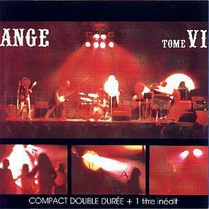 Ange - Live 1977 - Tome VI CD (album) cover