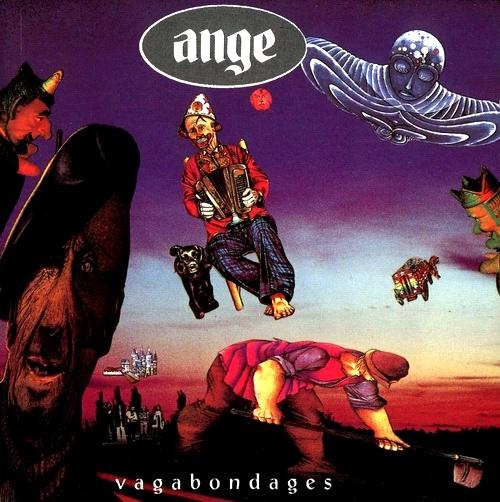Ange Vagabondages album cover