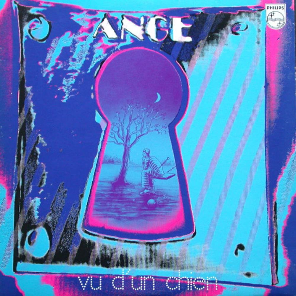 Ange - Vu D'Un Chien CD (album) cover