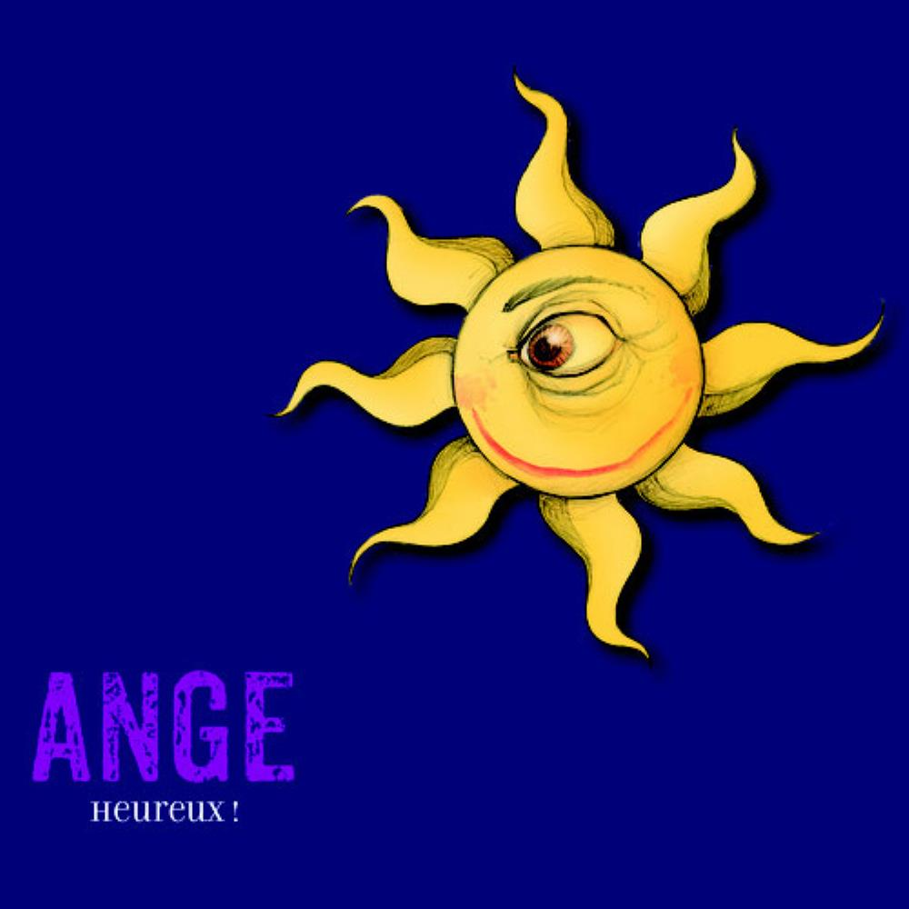 Heureux ! by ANGE album cover