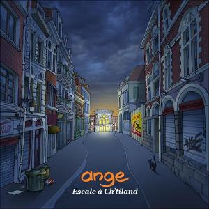 Ange Escale � Ch'tiland (2CD+DVD) album cover