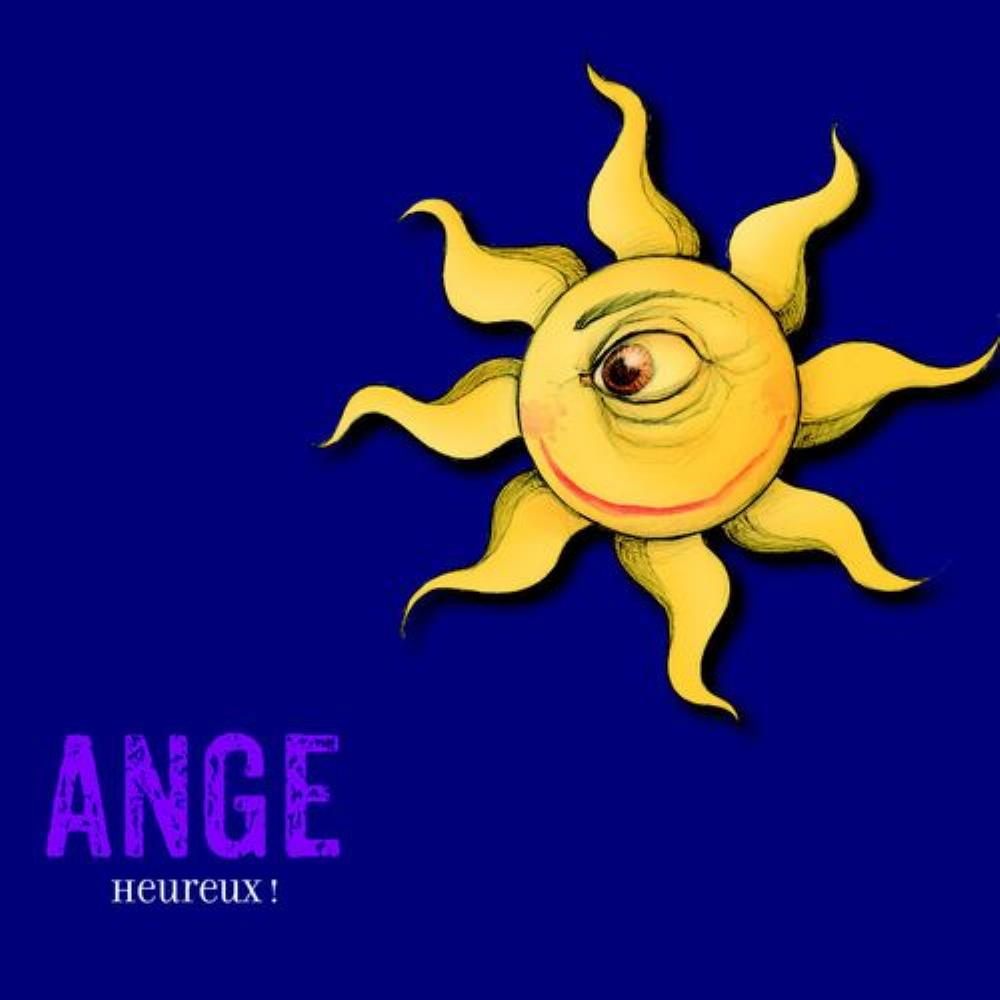 Heureux! by ANGE album cover