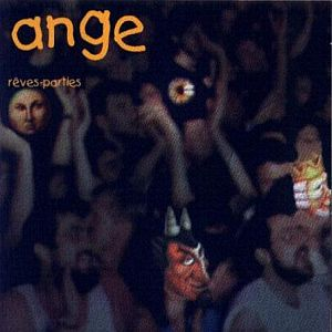 Ange R�ves Parties album cover