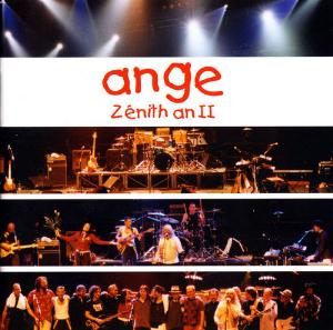 Ange Zènith an II album cover