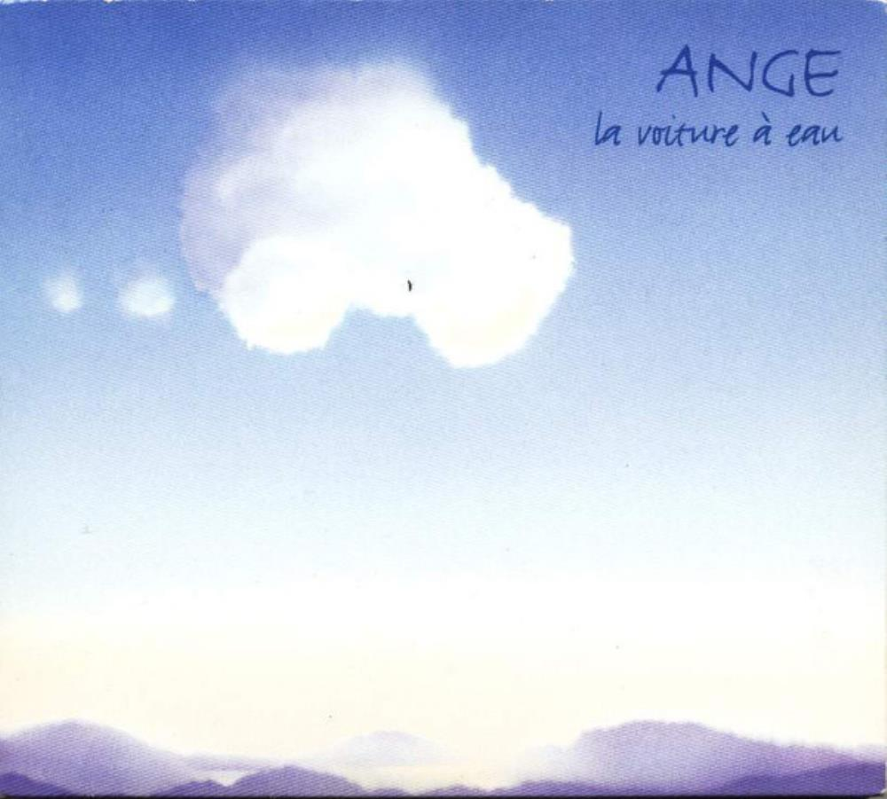 Ange - La Voiture À Eau CD (album) cover