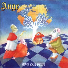 Sève Qui Peut  by ANGE album cover