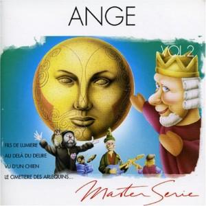 Ange Master Serie Vol. 2 album cover