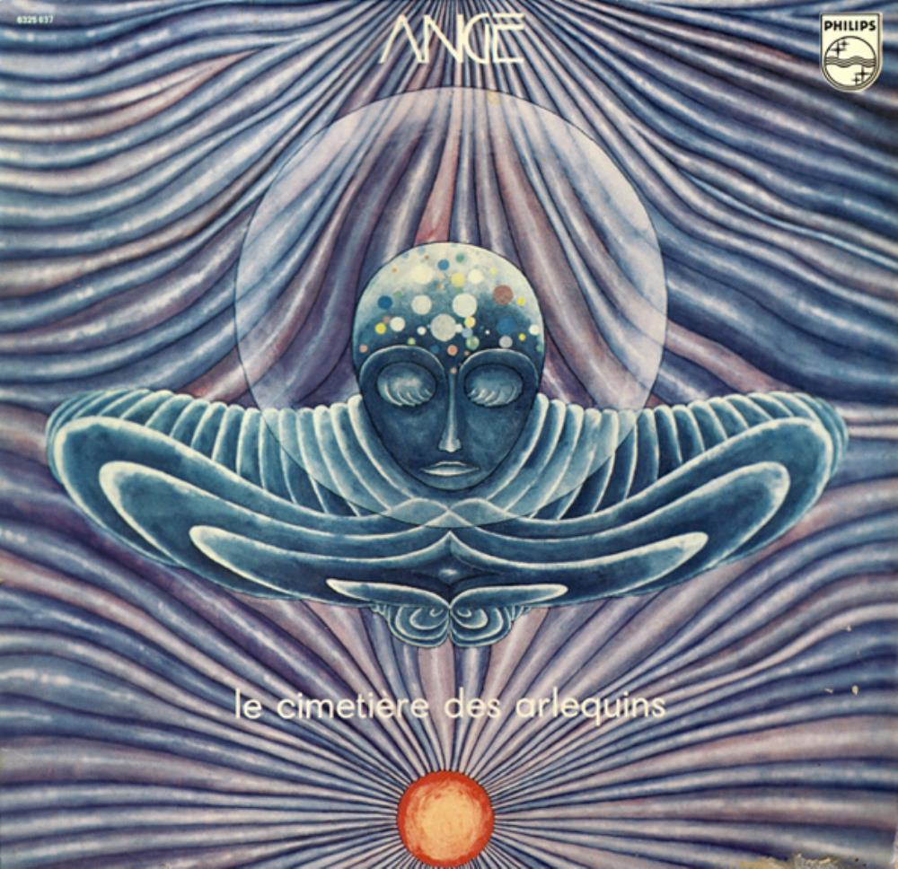 Le Cimetière Des Arlequins by ANGE album cover