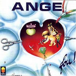 Ange Fou ! album cover