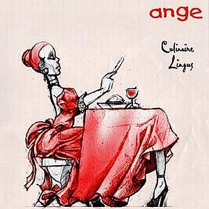 Ange - Culinaire Lingus CD (album) cover