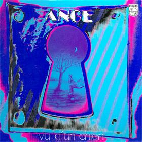Ange Vu d'un Chien album cover